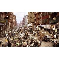 New York'un 1900 Yılındaki Hali