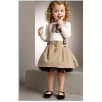 Burberry Kız Çocuk İçin Elbise Modelleri