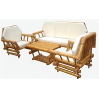 Bambu Sandalye Takımları