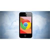 Google Chrome Tam Ekran Ve Yazdırma Seçeneği Geldi
