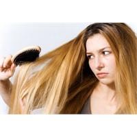 Saç Kırıklarının Önüne Geçmek İçin