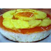 Ananaslı Soğuk Pasta