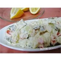 Rus Salatası Yapalım