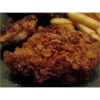 Cipsli Tavuk Kanatları
