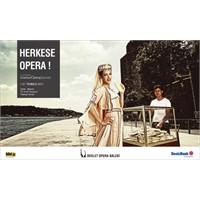 2. Uluslararası İstanbul Opera Festivali İçin Geri