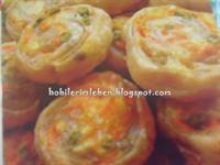 Yaz Böreği_renli Börek