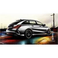 Mercedes Benz Cla Shoting Brake