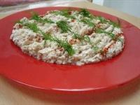 Kereviz Salatası (cevizli)