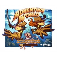 Zynga'dan Yeni Facebook Oyunu: Adventure World