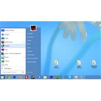 Windows 8'e Klasik Başlat Menüsü Yapmak
