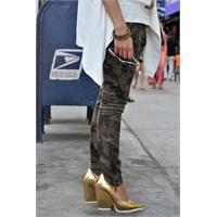 Moda: Metalik Ayakkabılar