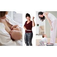 Doğum Sonrası Güzelleşmek İçin…