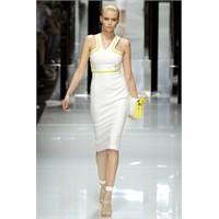 Versace 2011 ilkbahar yaz koleksiyonu