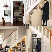 Merdiven Altlarını Değerlendirmek -2