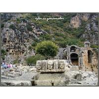 Myra Antik Kenti Ve St. Nicholas Kilisesi
