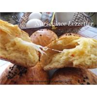 Zerdeçallı Kırmızı Biberli Pastane Kurabiyesi