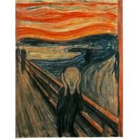 Edward Munch'un Çığlık Tablosu 60 Milyon Euro'cuk!