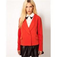 Yaz Modasına Özel Bayan Blazer Ceket Tasarımları