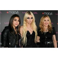Kızı Madonna'dan Şikayetçi Olursa…