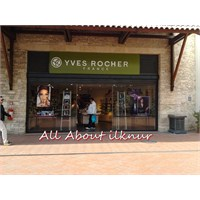 Yves Rocher Mağaza Turu 1. Bölüm
