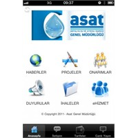 Asat'tan İphone Hizmeti