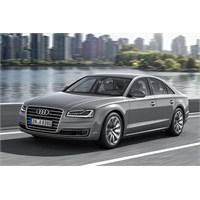 Audi'nin Üst Sınıf Rekabetindeki Son Kozu