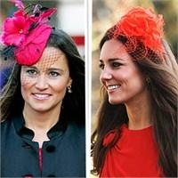 Kraliyetin Stil İkizleri: Kate Ve Pippa Middleton