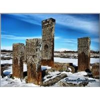 Dünyanın En Büyük Tarihi İslam Mezarlığı - Ahlat