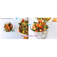 Nefis Nohut Salatası Tarifi