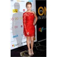 Kylie Minogue Gece Elbiseleri