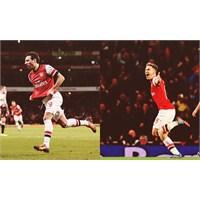 Ağır Bastık: Arsenal 2-0 Liverpool