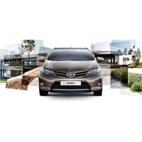 2013 Toyota Auris İncelemesi