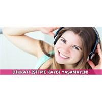 Kulaklıkla Müzik Dinlerken İşitme Kaybı Yaşamayın!
