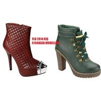 Flo 2014 Sonbahar Kış Ayakkabı Modelleri