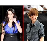 Kardashian'ın Justin Bieber'in Yaşıyla Sorunu Var