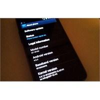 Galaxy S İi İçin Android 4 İcs Güncellemesi İndir