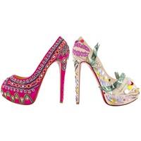 Christian Louboutin 2012 Yaz Ayakkabı Koleksiyonu
