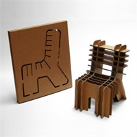 Puzzle Sandalye