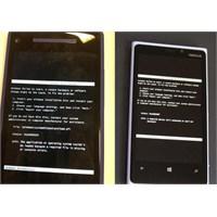 Windows Phone 8'in Verdiği Bu Hataya Çok Güleceksi