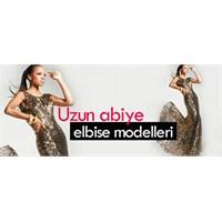Uzun Abiye Elbise Modelleri !