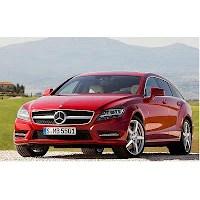 Mercedes Benz Cls Shooting Break