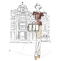 Louis Vuitton'dan Kağıt Bebekler