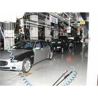 Otomotiv Sektöründe Üretim Süreci