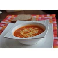 Basit Domates Çorbası Yapımı