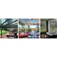 Eviniz İçin Kış Bahçesi, Kapalı Teras Modelleri