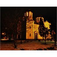 Sofya'da İlk Kar