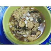 Ramen- Noodle- Erişte