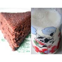 Sağlıklı Çikolatalı Kek