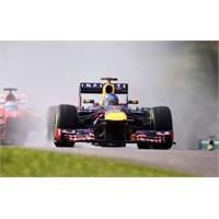 Vettel Açılışı Yaptı!