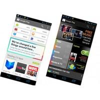 Yeni Google Play 4.0 Hazır